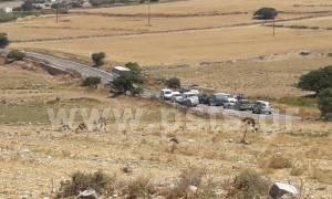 Σοβαρό τροχαίο στην Πάρο - Σύγκρουση Ι.Χ. με τουριστικό λεωφορείο