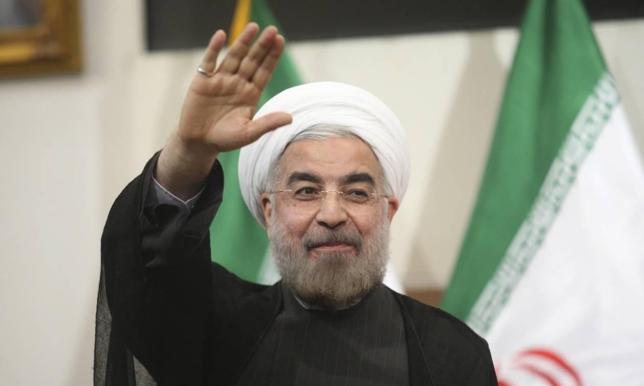 Ιράν: Πρόεδρος της χώρας για δεύτερη φορά ο Ροχανί