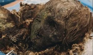 Η «Πριγκίπισσα των Πάγων»: Εκπληκτικά διατηρημένη μούμια βρέθηκε στον Αρκτικό Κύκλο