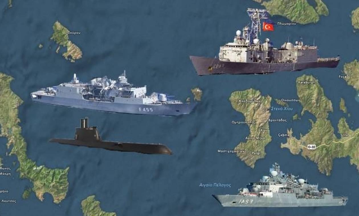 Η Τουρκία επιδιώκει πόλεμο με την Ελλάδα – Ποια νησιά του Αιγαίο αμφισβητεί
