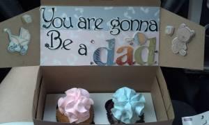 Έξυπνες ιδέες για να πεις στο σύντροφό σου ότι περιμένεις παιδί
