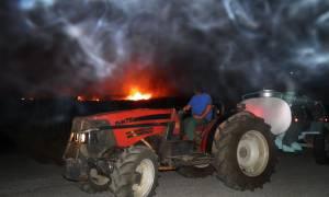 Νέο μέτωπο φωτιάς στα Κύθηρα – Στάχτη το 1/3 του νησιού