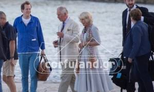 Στη Χαλκιδική ο πρίγκιπας Κάρολος και η Καμίλα! (φωτό)