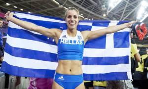 Στην ελίτ του ελληνικού αθλητισμού η Κατερίνα Στεφανίδη