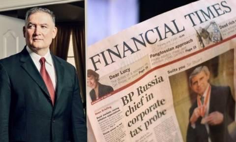 Απίστευτο: Και οι Financial Times «ξεπλένουν» τον Γεωργίου της ΕΛΣΤΑΤ