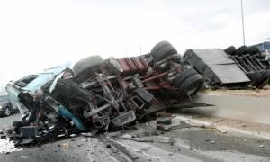 Τραγωδία στην άσφαλτο: Νεκρός οδηγός σε τροχαίο στη Μαλακάσα
