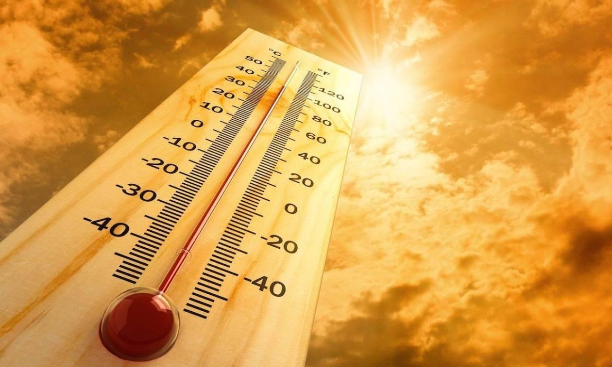 Καιρός - καύσωνας: Έκτακτο δελτίο από την ΕΜΥ: Αυτές οι περιοχές θα «ψηθούν» τις επόμενες ώρες