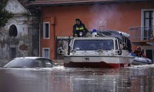 Δραματική αλλαγή του καιρού στην Ιταλία: Μετά τον καύσωνα, ισχυρές βροχές και νεκροί