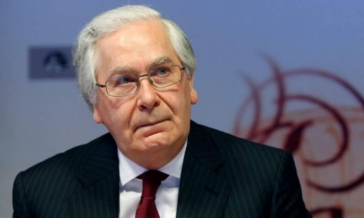 «Χαστούκι» στην ΕΕ από τον πρώην διοικητή της Bank of England: Το πρόβλημα είναι ο Σόιμπλε