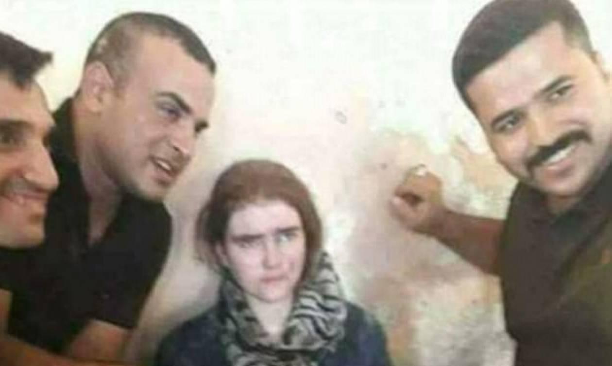 Αντιμέτωπη με εκτέλεση 16χρονη Γερμανίδα μαθήτρια που εντάχθηκε στο ISIS (photos & vid)