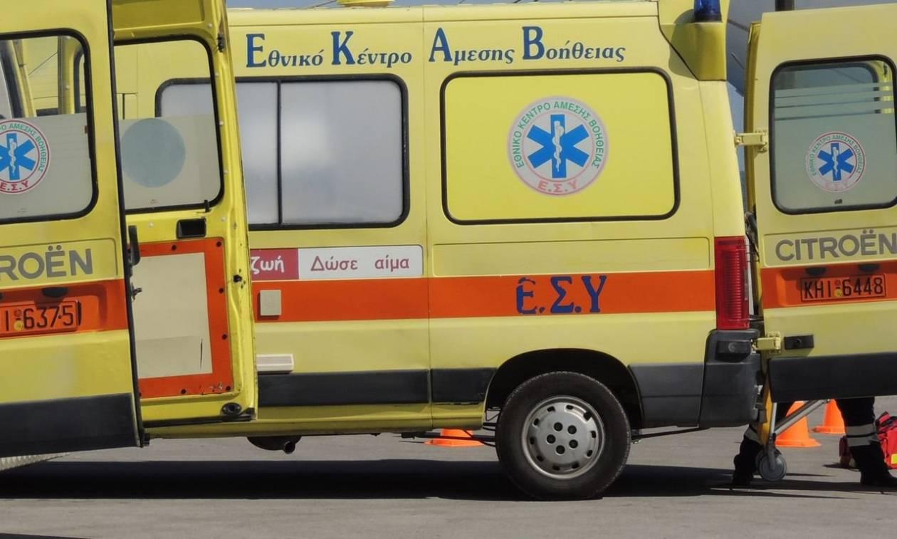 Τραγωδία στην άσφαλτο: Νεκρός νεαρός οδηγός δικύκλου στην Κόρινθο (pics)