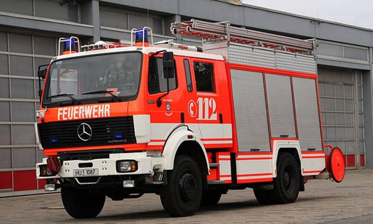 Δύο νεκροί μετά από φωτιά σε κτήριο με αστέγους και μετανάστες στη Γερμανία