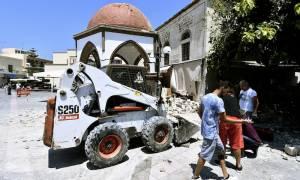 Κλιμάκια ψυχολογικής υποστήριξης για τους σεισμόπληκτους κατοίκους της Κω