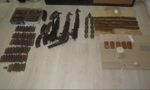 Θρίλερ στην Θεσπρωτία με μεγάλο φορτίο όπλων (pics)