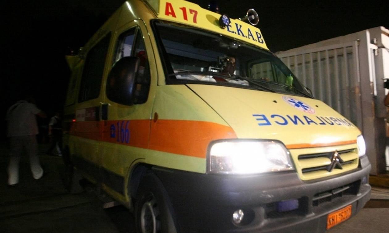 ΣΟΚ στη Θεσσαλονίκη: Αυτοπυρπολήθηκε και πήδηξε στο κενό!