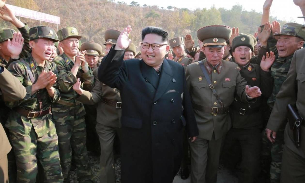 Η Βόρεια Κορέα είναι έτοιμη να δώσει στις ΗΠΑ ένα «σκληρό μάθημα»