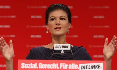 Германская Левая партия выступила за политику разрядки в отношении России