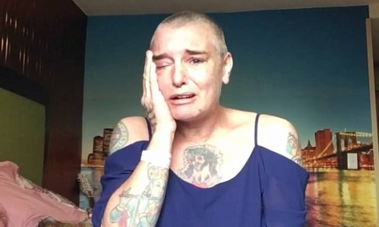 Συγκλονίζει η «κραυγή» απόγνωσης της Sinead O'Connor: Παλεύω καθημερινά να μείνω ζωντανή (vid)