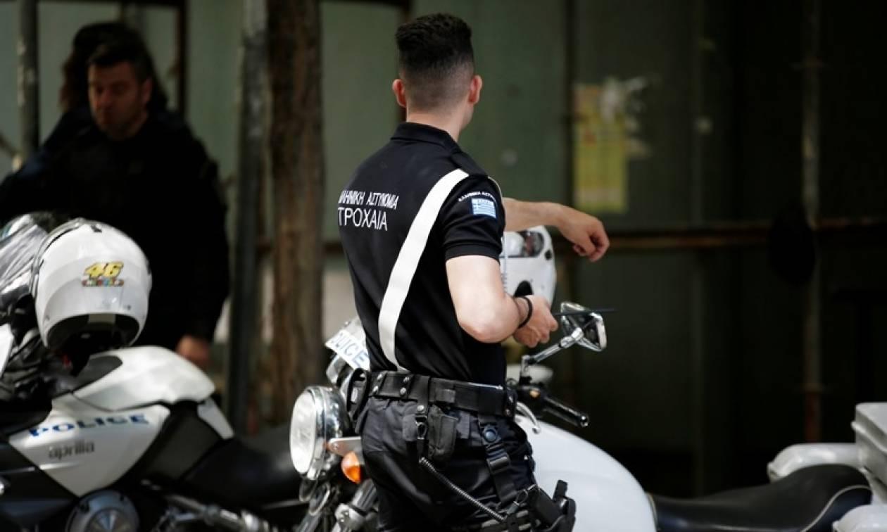 Αιγάλεω: Τηλεφώνημα για βόμβα σε τράπεζα