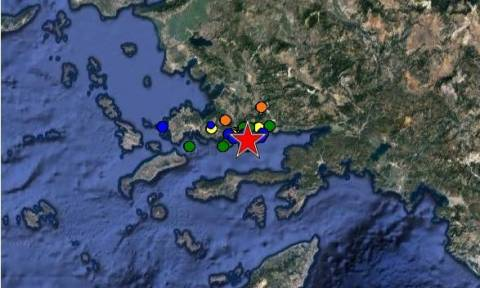 Moderate quake jolts Kos; no damages or injuries reported