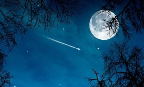 В эти выходные жители Кипра смогут наблюдать метеорный поток «Персеиды»