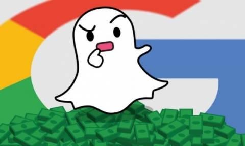 Η Google θέλει να εξαγοράσει το Snapchat για 30 δισ. δολάρια;
