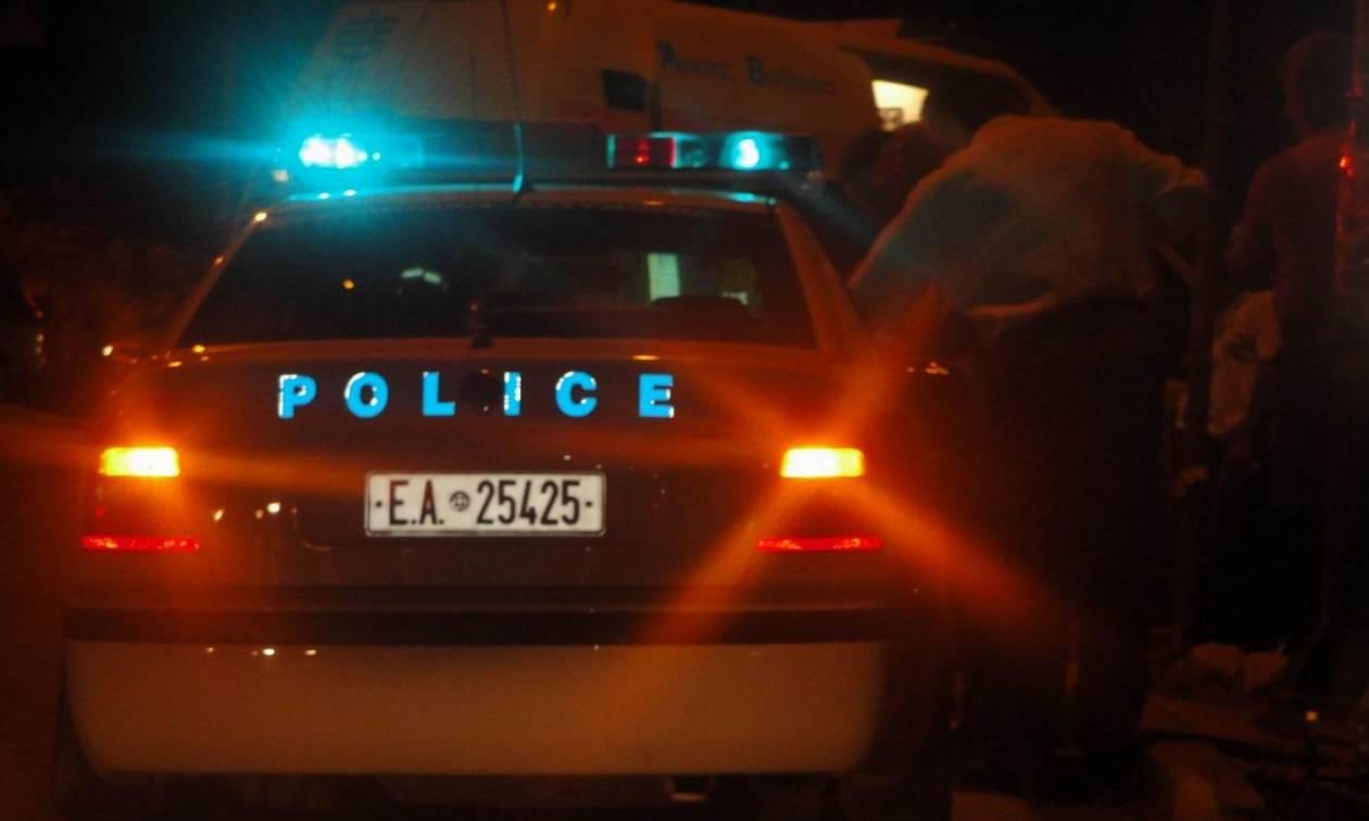 Τρόμος στο κέντρο της Αθήνας