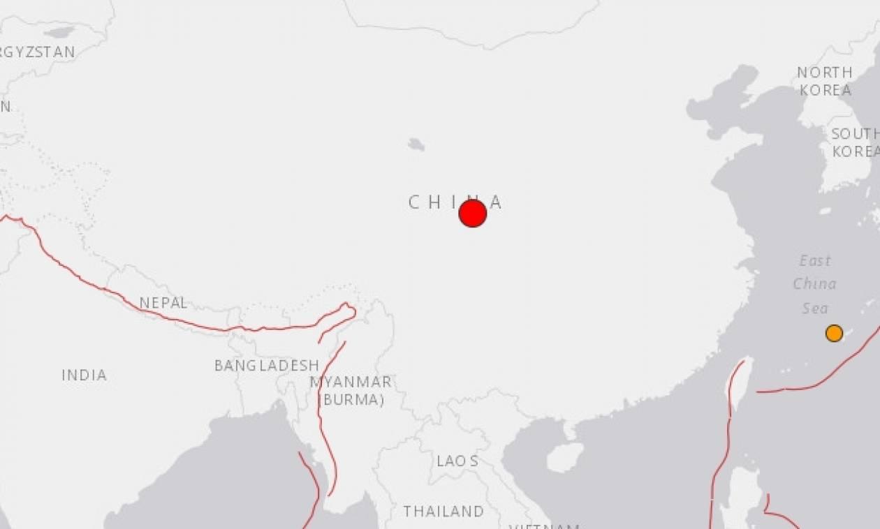 Σεισμός ΤΩΡΑ: Ο «εγκέλαδος» χτύπησε με 6,5 Ρίχτερ την Κίνα
