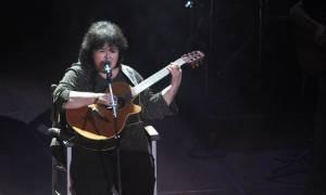 Θρήνος! Πέθανε η σπουδαία τραγουδοποιός Αρλέτα
