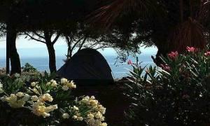 Μπαράζ ελέγχων στη Χαλκιδική για ελεύθερο κάμπινγκ