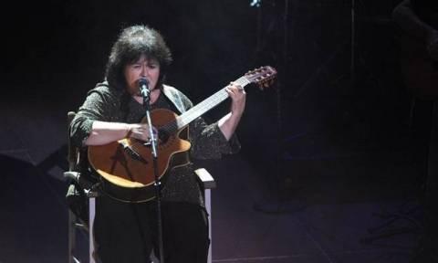 В Греции скончалась певица Арлета