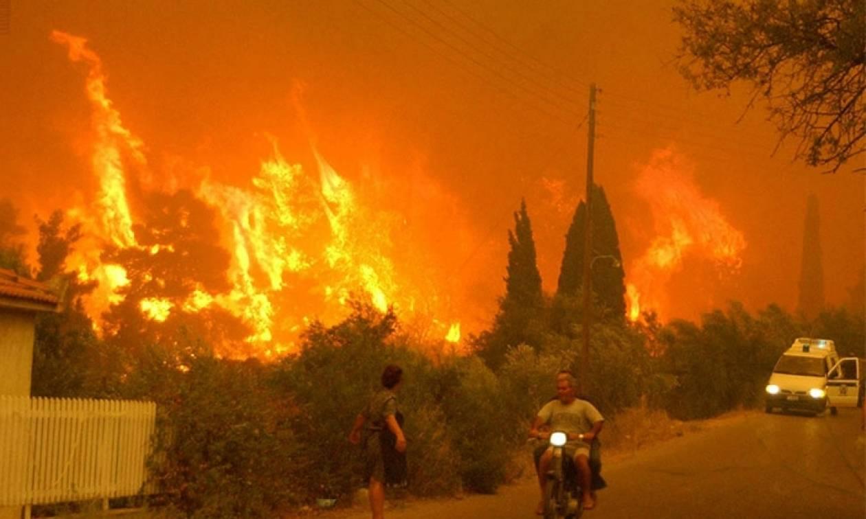 Οργή συγγενών των θυμάτων της φονικής πυρκαγιάς στην Ηλεία - Ζητούν ακύρωση εκδήλωσης