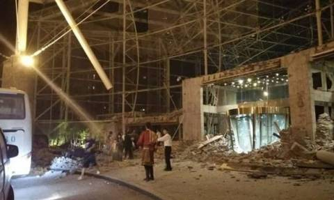 Deadly earthquake strikes China's Sichuan province