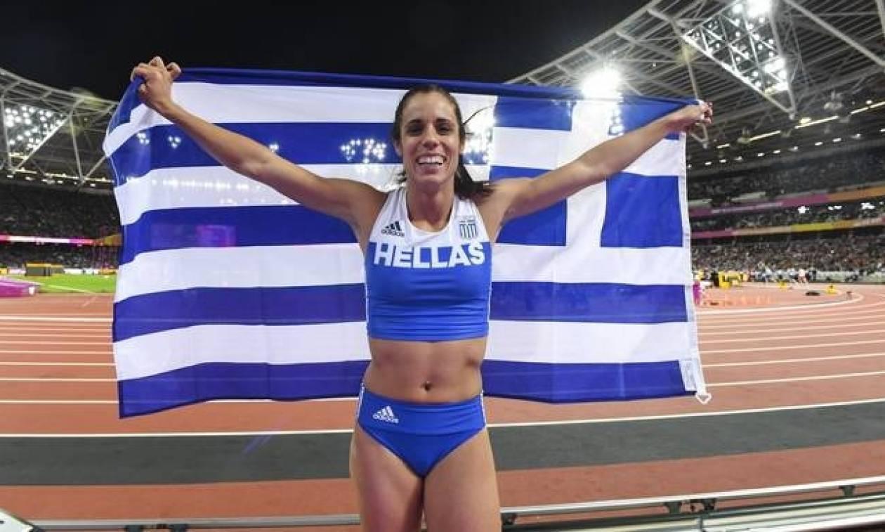 Κατερίνα Στεφανίδη: Αυτό είναι το χρηματικό ποσό που θα λάβει για το χρυσό μετάλλιο στο Παγκόσμιο!