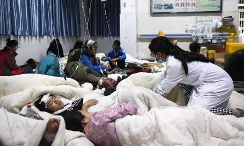 Число жертв землетрясения на юго-западе Китая выросло до 19 человек