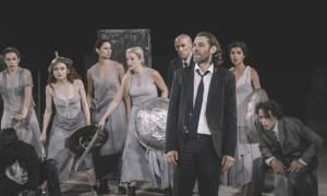 Οι «Επτά επί Θήβας» στο Θέατρο Βράχων