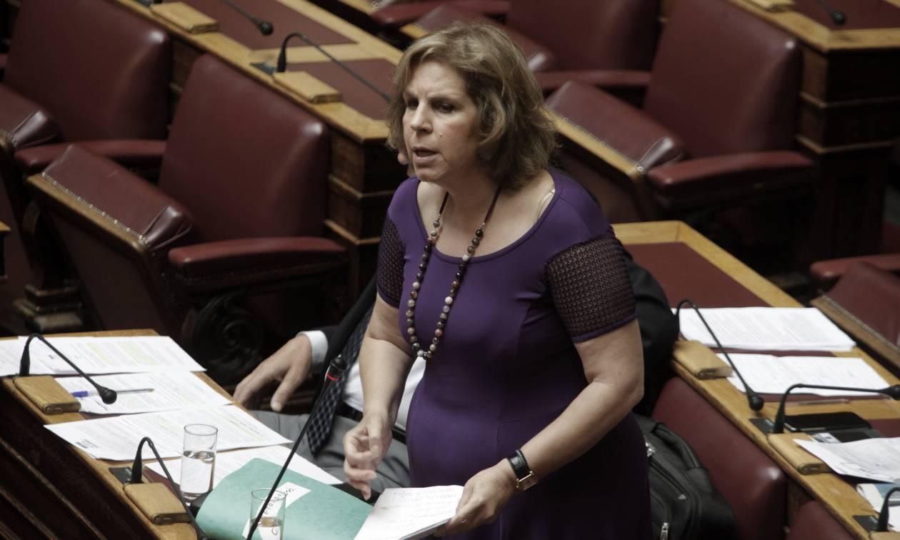 Χριστοφιλοπούλου για αναδρομικά «χαράτσια»: Στόχος της κυβέρνησης η κοινωνική ισοπέδωση