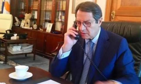 Никос Анастасиадис и Абдель Фаттах эль-Сиси обсудили сотрудничество между Кипром и Египтом