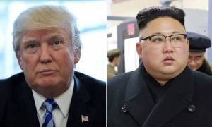 «Μήνυμα» Τραμπ σε Κιμ Γιονγκ Ουν: Έχουμε το πιο ισχυρό οπλοστάσιο