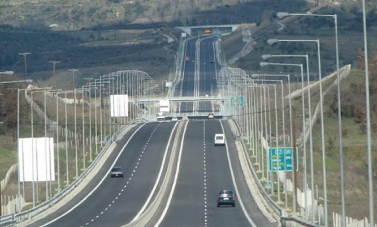 Προσοχή! Κυκλοφορικές ρυθμίσεις διαρκείας στην εθνική οδό Αθηνών - Θεσσαλονίκης