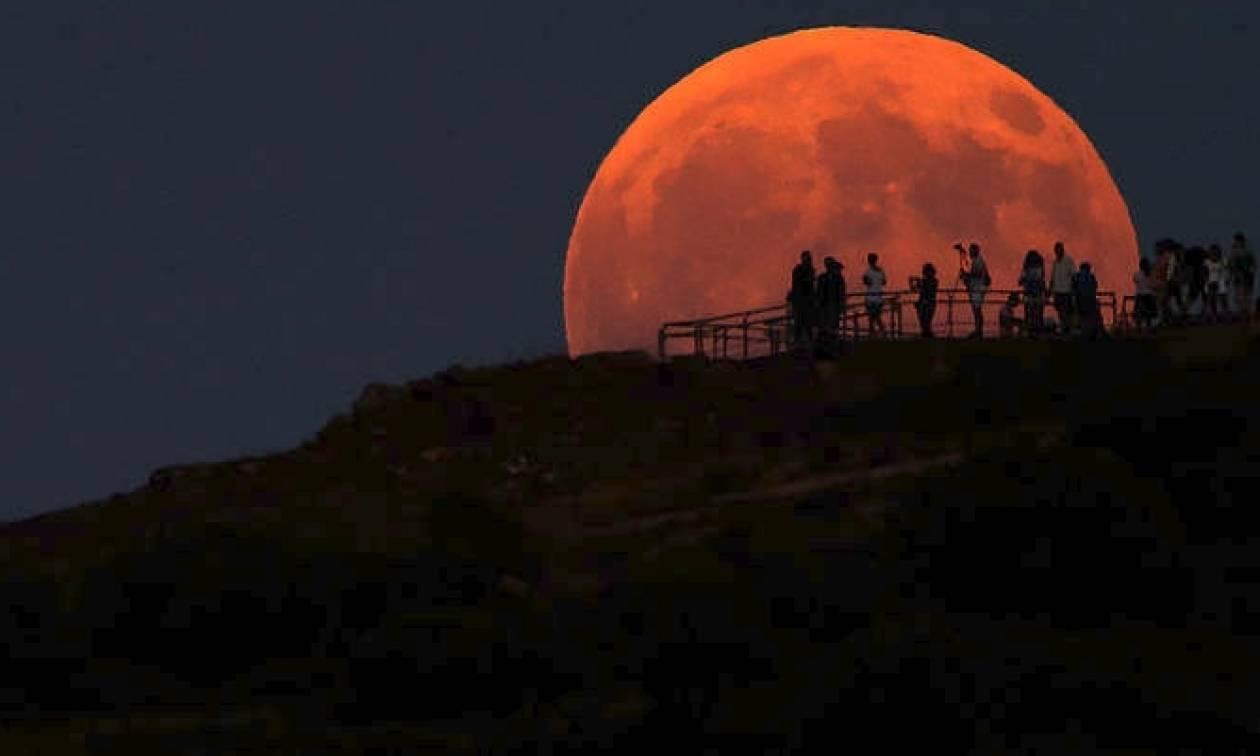 Αρχαία σεληνιακά πετρώματα «μιλούν» για το μαγνητικό πεδίο της Σελήνης