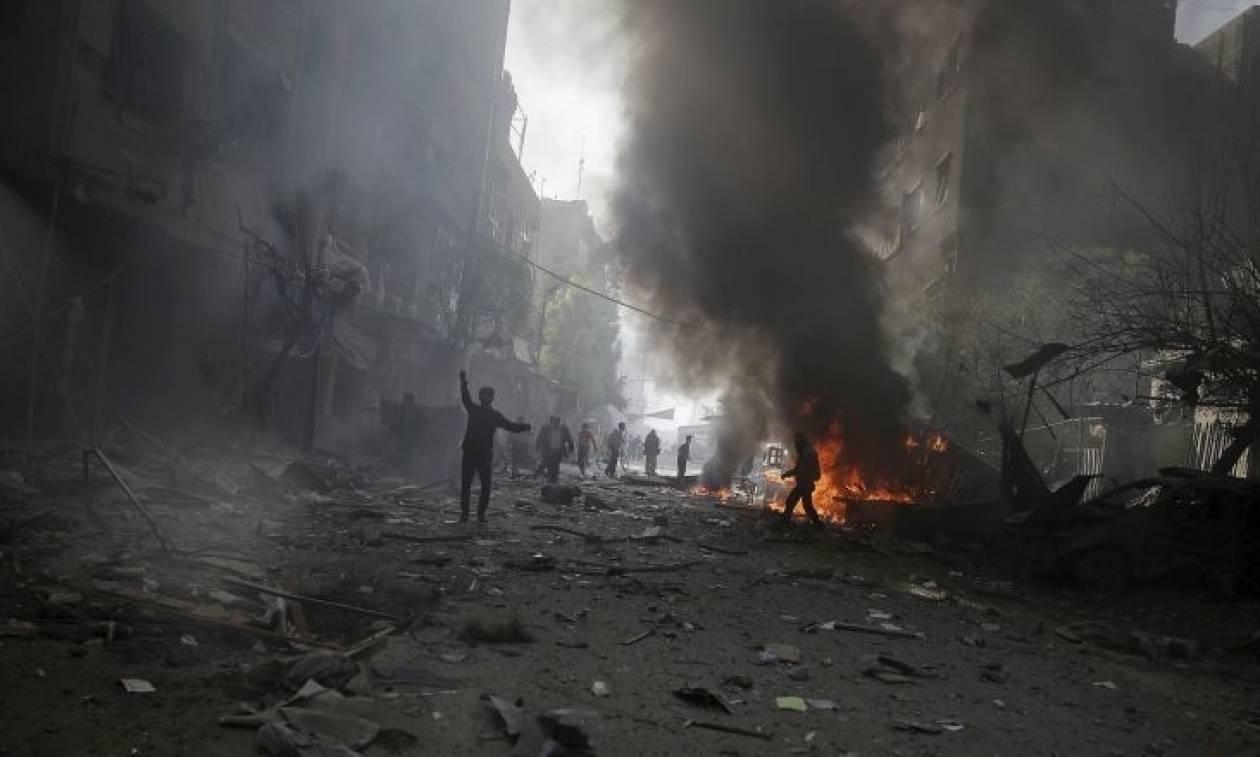 Συρία: Δεκάδες νεκροί από μάχες ανάμεσα σε δυνάμεις του Άσαντ και του Ισλαμικού Κράτους