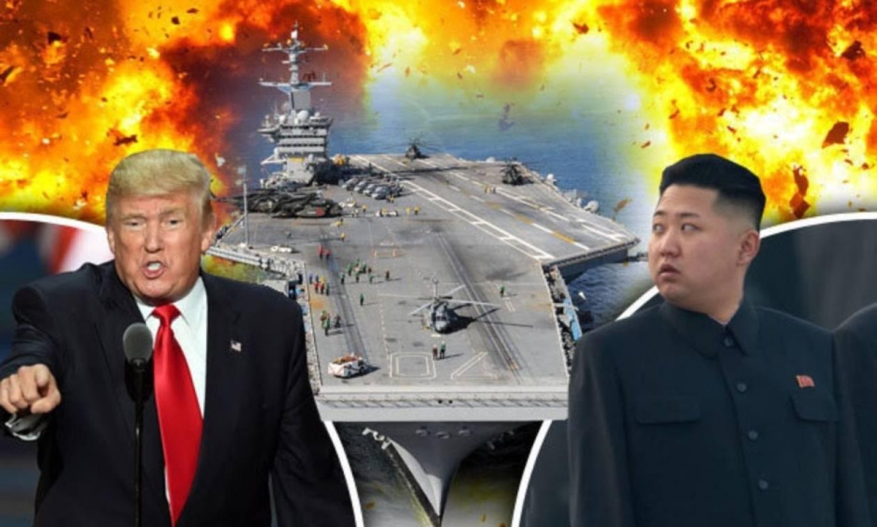 «Τύμπανα» πολέμου: Έτοιμος να... πατήσει το κουμπί κατά των ΗΠΑ ο Κιμ Γιονγκ Ουν