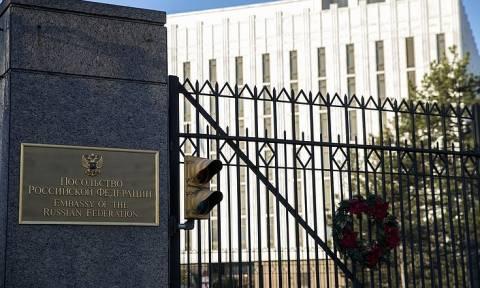 Посольство РФ: Москва не прибегла бы к контрмерам, если бы не действия Вашингтона