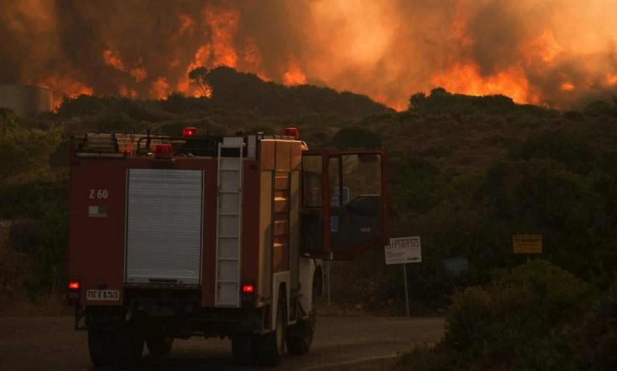 Φωτιά Κύθηρα: Ο δήμαρχος είχε ζητήσει πέντε φορές ενίσχυση της πυρασφάλειας και τον αγνόησαν