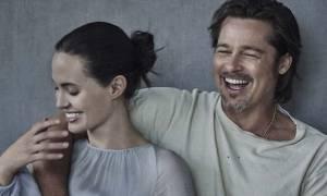 Η Angelina Jolie & ο Brad Pitt «πάγωσαν» το διαζύγιο. Τι συμβαίνει;