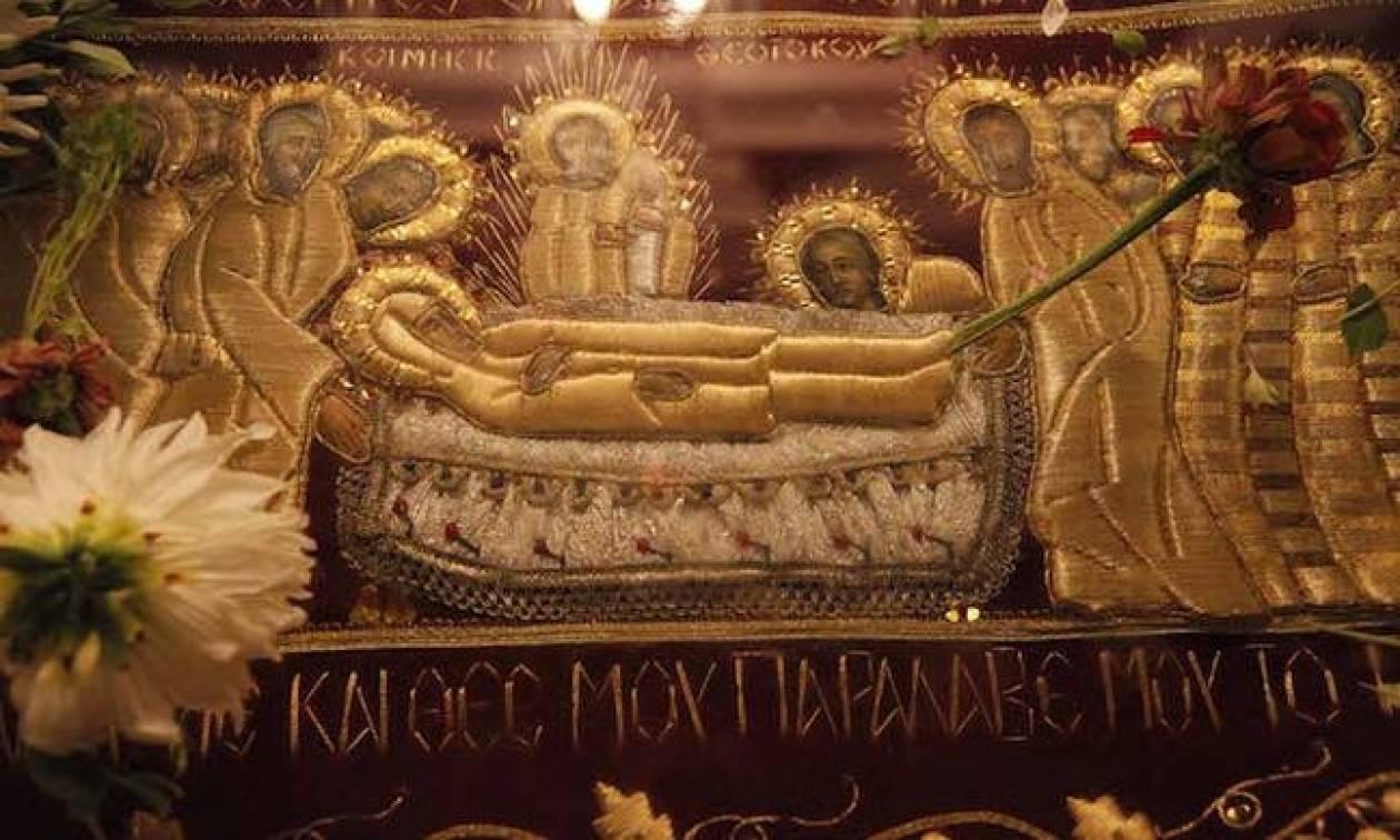 Δεκαπενταύγουστος 2017 - Η Κοίμηση της Θεοτόκου στην Κέρκυρα