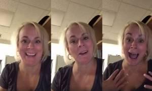 «Με θυμάσαι; Είμαι εκείνη η γυναίκα που σε γέννησε...», το βίντεο αυτής της μαμάς έγινε viral