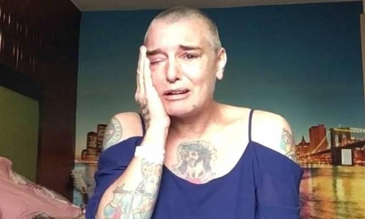 Σε νοσοκομείο του Νιου Τζέρσεϊ νοσηλεύεται η Sinead O'Connor (vid)