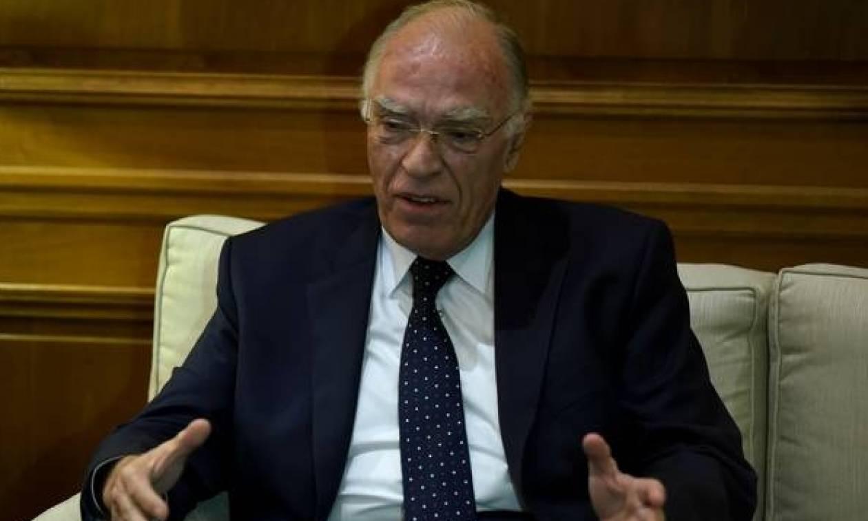 Λεβέντης: Στόχος η Ένωση Κεντρώων να φτάσει το 15% - Θα τιμωρηθούν οι βουλευτές που αποχώρησαν